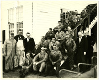 Pacific American Fisheries employees, Bellingham, Washington