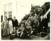 Pacific American Fisheries employees, Bellingham, Washington
