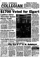 Western Washington Collegian - 1959 January 16