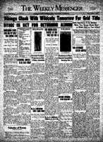 Weekly Messenger - 1927 November 4