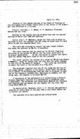 WWU Board minutes 1908 April