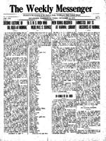 Weekly Messenger - 1919 November 14