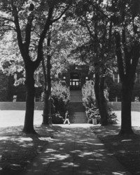 1975 Old Main: Exterior