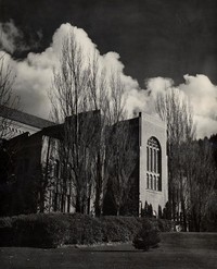 1950 Library: South Facade