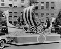 1949 Golden Anniversary Float