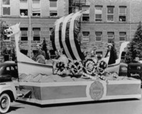 1949 Golden Anniversary Float