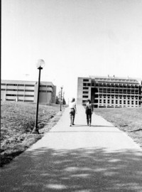 1988 South Campus Walkway