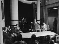 1974 Environmental Studies Building Dedication