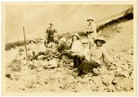 Beneath Deermester slide,  Mt. Baker