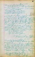 AS Board Minutes - 1918 December