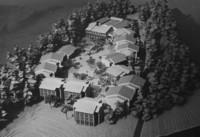 1967 Fairhaven Complex: Architectural Model