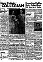 Western Washington Collegian - 1953 August 7