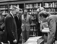 1977 Library: Reading Room