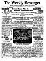 Weekly Messenger - 1920 January 30