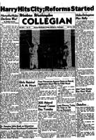 Western Washington Collegian - 1954 April 23