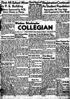 Western Washington Collegian - 1949 September 30