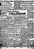 Western Washington Collegian - 1949 September 30
