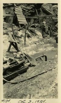 Lower Baker River dam construction 1924-10-09 Pump