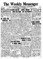 Weekly Messenger - 1918 February 9