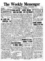 Weekly Messenger - 1918 February 9