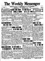 Weekly Messenger - 1918 April 13