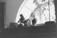 1981 Old Main: Stairway