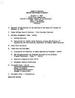 WWU Board minutes 1977 December
