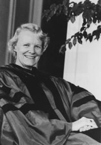 1979 Commencement Speaker: Jacquelyn Anderson Mattfeld