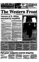 Western Front - 1990 February 2