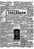 Western Washington Collegian - 1952 June 6