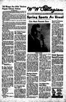 WWCollegian - 1943 March 18