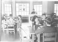 1943 First Grade Lunch Hour