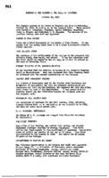 WWU Board minutes 1953 October