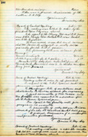 AS Board Minutes - 1921 February