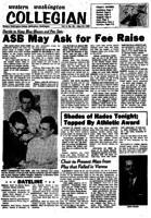 Western Washington Collegian - 1959 May 22