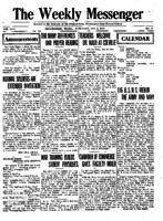 Weekly Messenger - 1917 December 8
