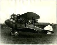 Bi-plane at Tulip Airport