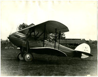 Bi-plane at Tulip Airport
