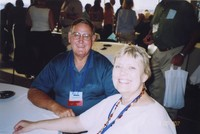 2007 Reunion--Bob Funkhouser and Beret (Funkhouser) Harmon