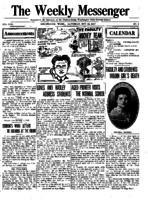 Weekly Messenger - 1917 November 24