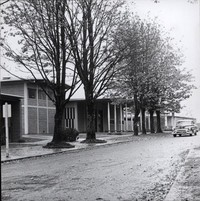 1961 Main Entrance with High Street