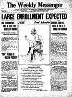 Weekly Messenger - 1922 June 9