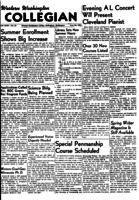 Western Washington Collegian - 1955 June 24