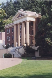 2000 Edens Hall: Main Entrance