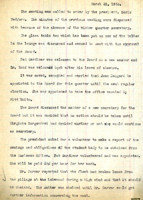 AS Board Minutes 1945-03