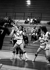 1980 WWU vs. University of British Columbia