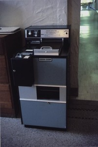 1965 Library: Coin-Op Copy Machine