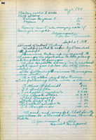 AS Board Minutes - 1918 September