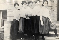 1905 Basketball Girls (Seniors)