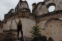 On Top Of Ruins